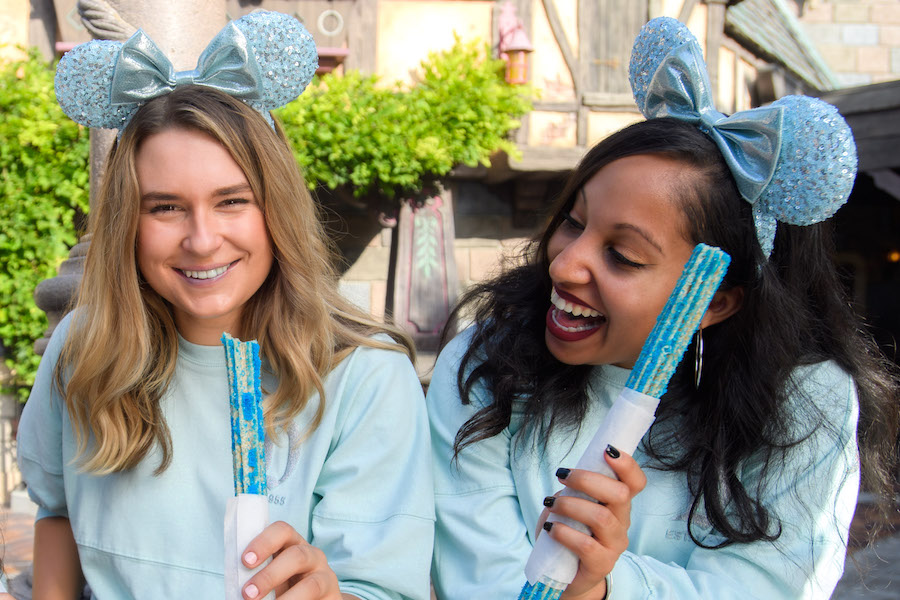 'Frozen'-Inspired Color Collection, Arendelle Aqua Debuts Around the World at Disney Parks and Online at shopDisney 6
