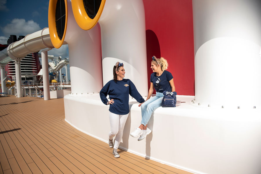 New Nautical Navy Color Story Collection Debuts Exclusively on Disney Cruise Line 8