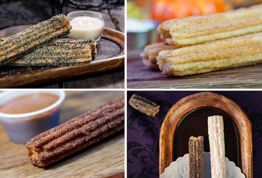 Disneyland Park Halloween Time Churros 2019