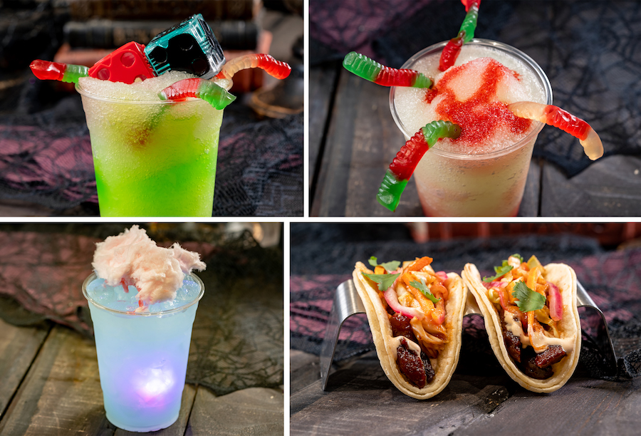 Halloween Time 2019 Offerings at Disney California Adventure Park
