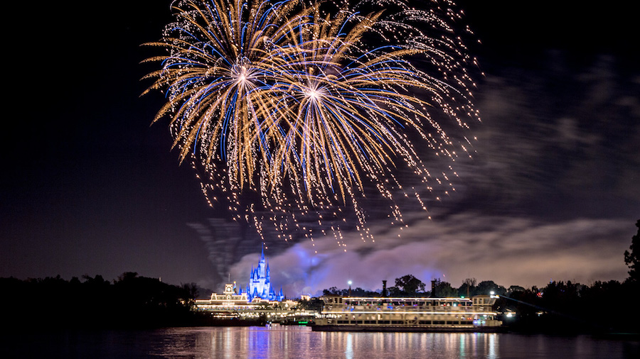 Ferrytale Fireworks: A Sparkling Dessert Cruise at Walt Disney World Resort