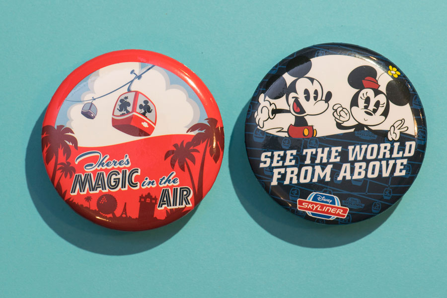 First 'View' of New Disney Skyliner Merchandise Available September 27 12