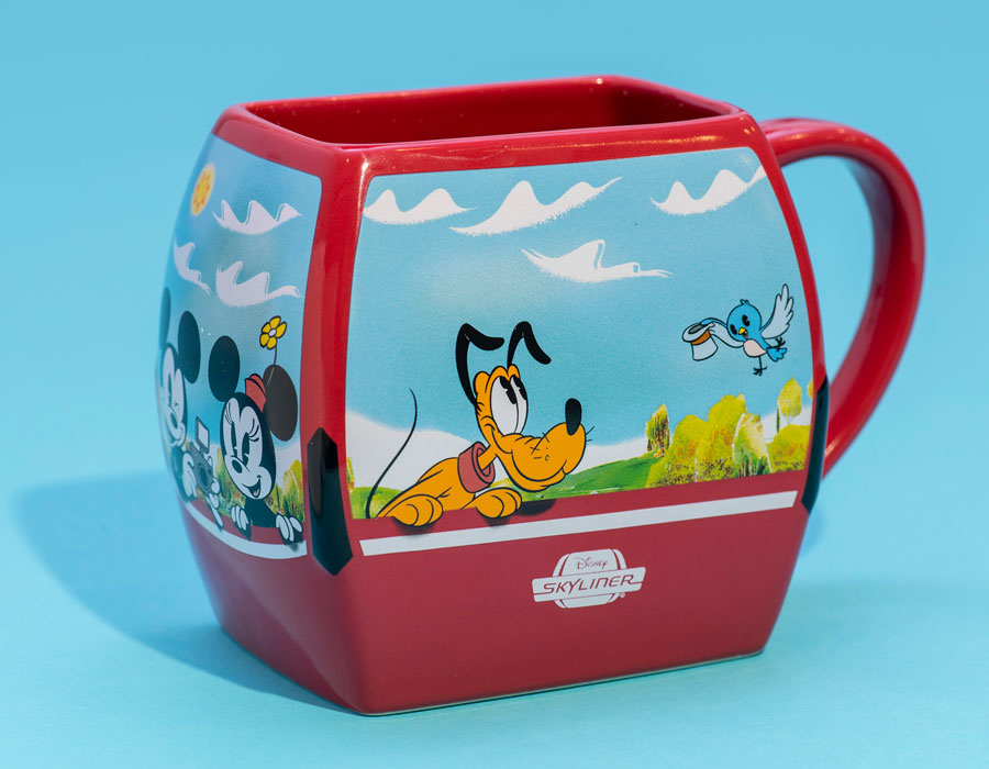 First 'View' of New Disney Skyliner Merchandise Available September 27 11