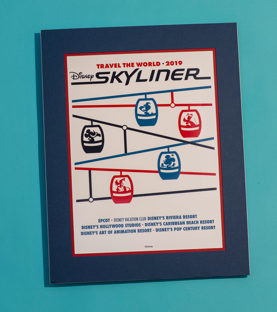 First 'View' of New Disney Skyliner Merchandise Available September 27 35