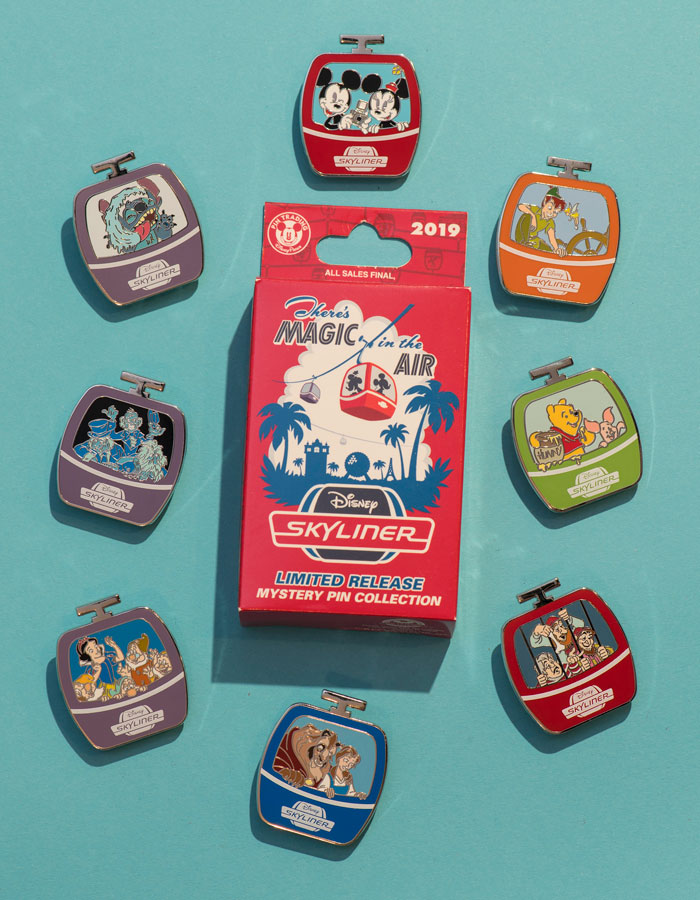 First 'View' of New Disney Skyliner Merchandise Available September 27 4