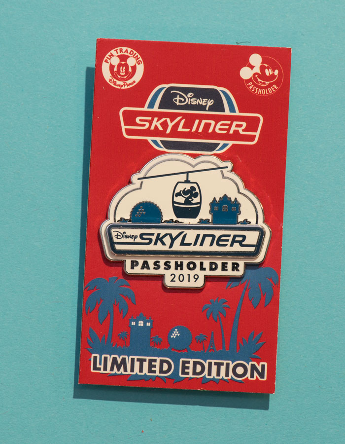 First 'View' of New Disney Skyliner Merchandise Available September 27 20