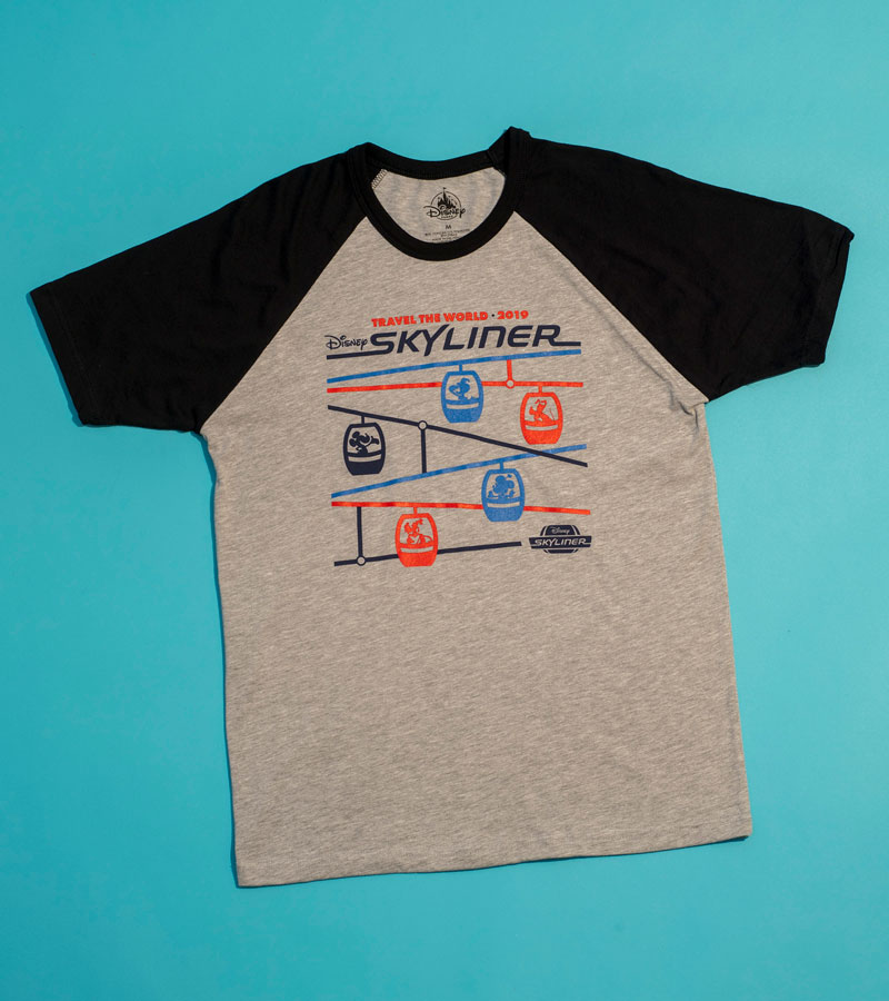 First 'View' of New Disney Skyliner Merchandise Available September 27 18