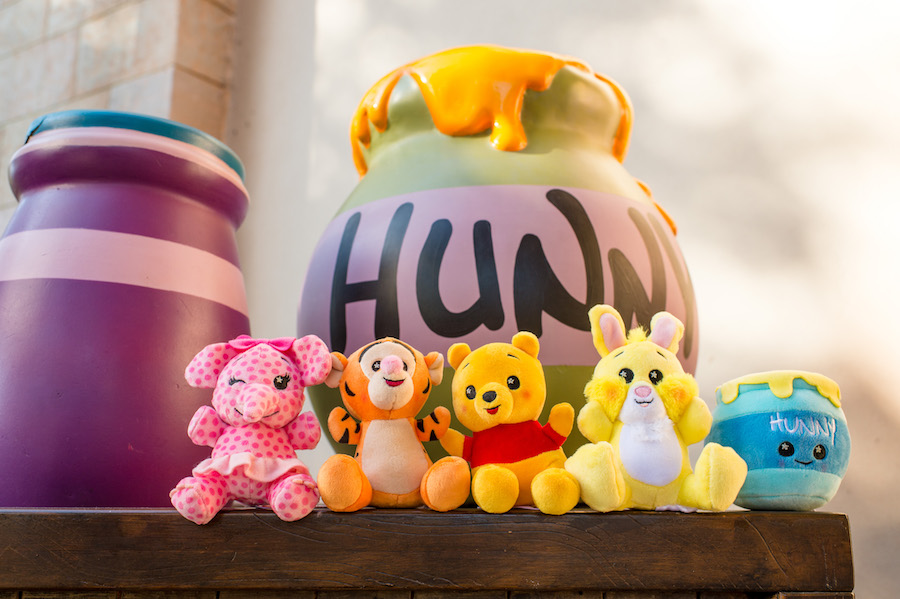 Venture into the Hundred Acre Wood for the Newest Wishables Collection 10