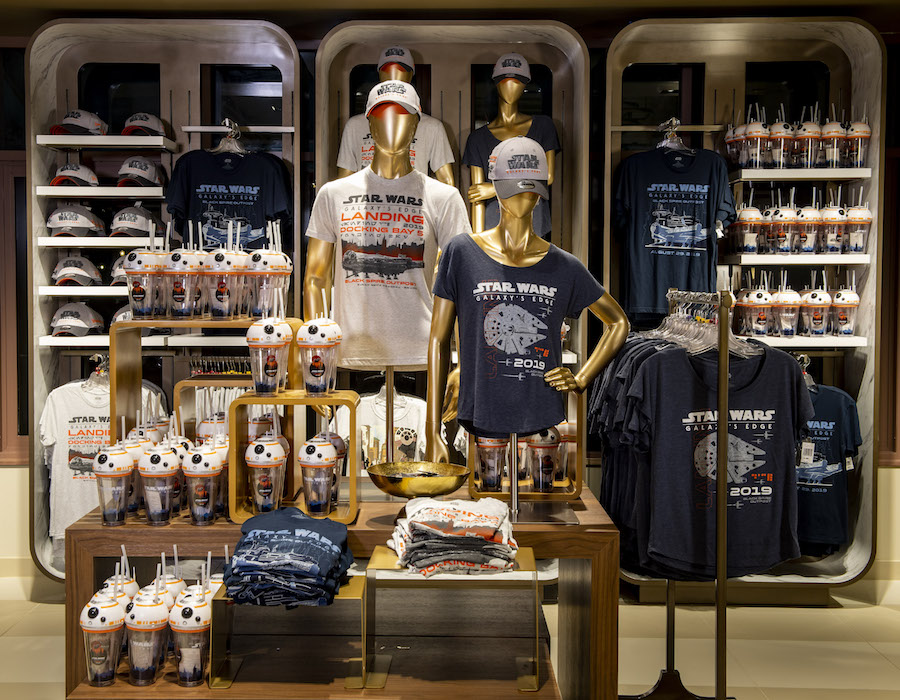 Keystones Clothiers and Legends of Hollywood Now Opened at Disney's Hollywood Studios 3