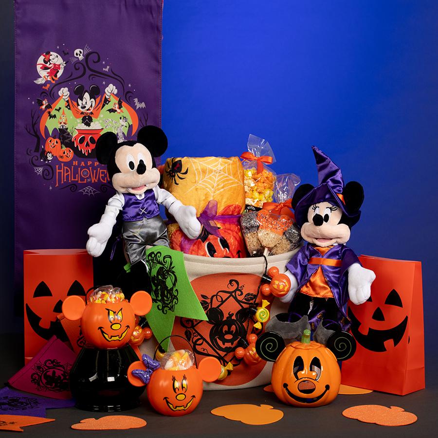 Disney Halloween In-Room Celebration