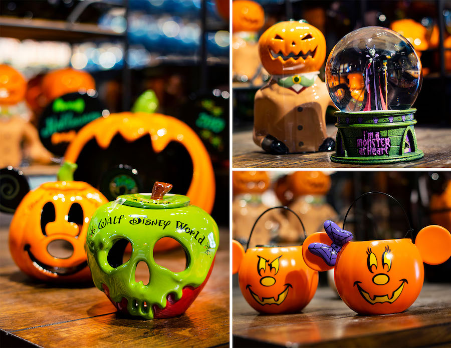 Halloween Decor from Disney Springs