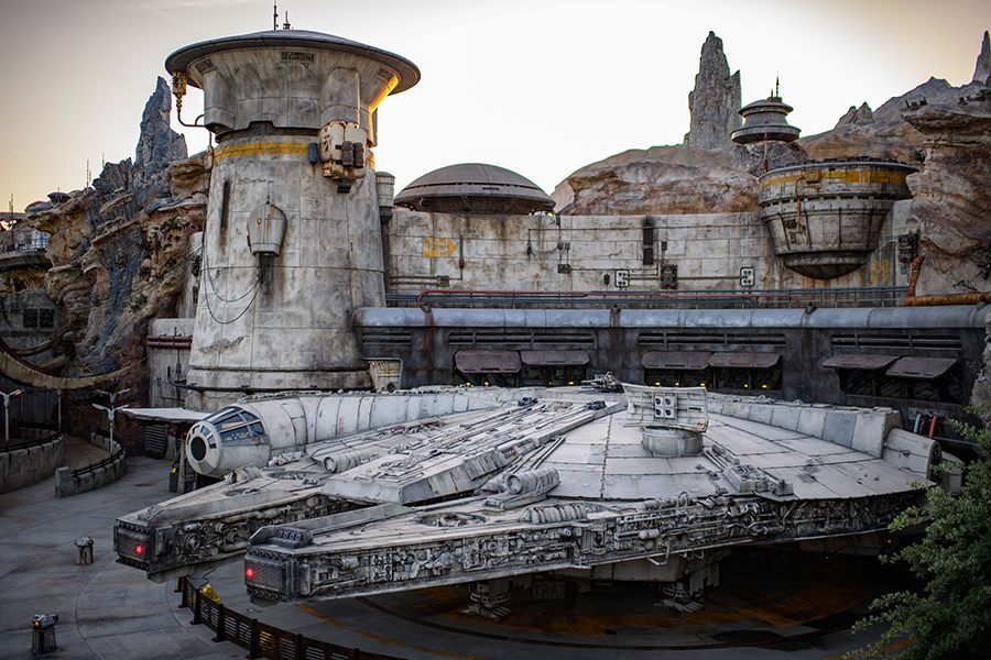 Millennium Falcon: Smugglers Run Soon to be Offered Through Disney FASTPASS and Disney MaxPass at Disneyland Resort 2