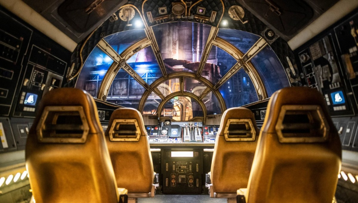 Top 5 Things To Do At Star Wars: Galaxy's Edge 6
