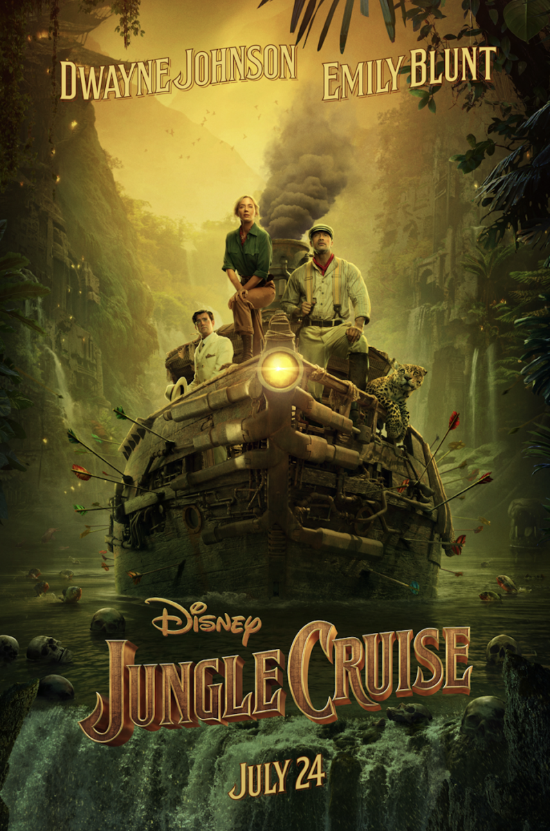 "Disney's ""Jungle Cruise"" Teaser Trailer and Movie Poster Out Now! 2"