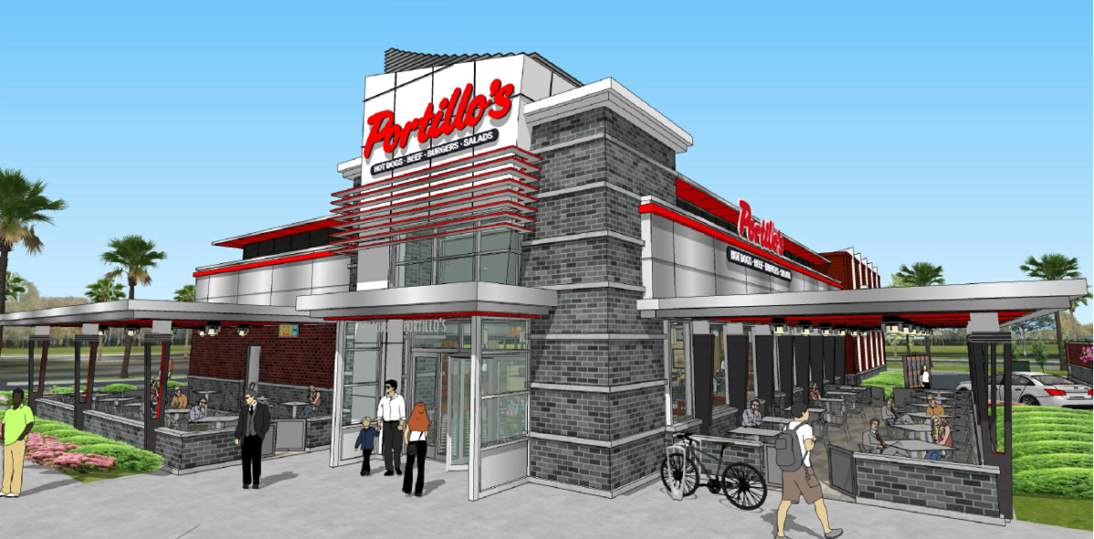 Portillo's to Open Orlando Location Near Disney World 12