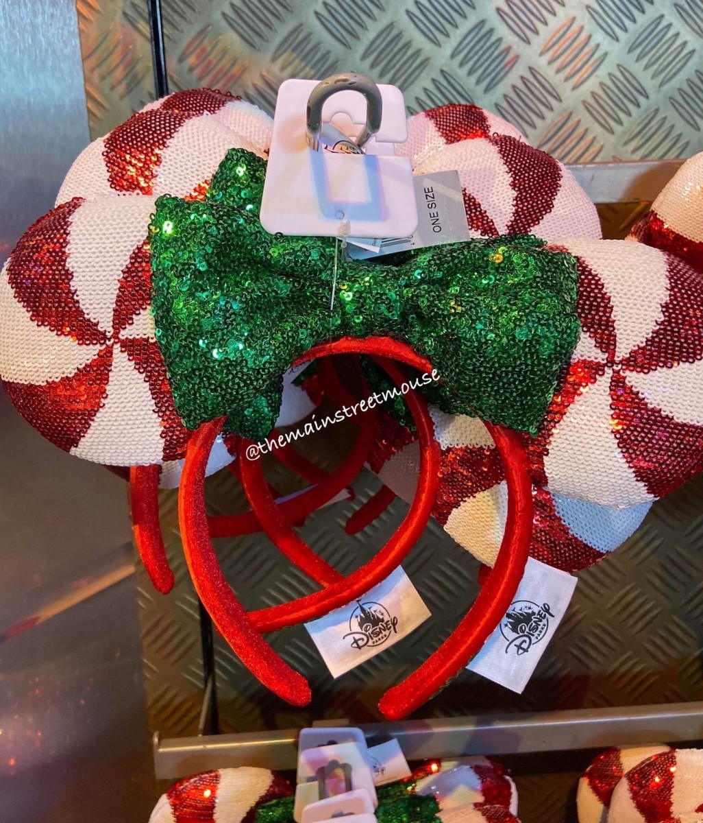 Holiday Mouse Ears are Here! #disneyholidays 2