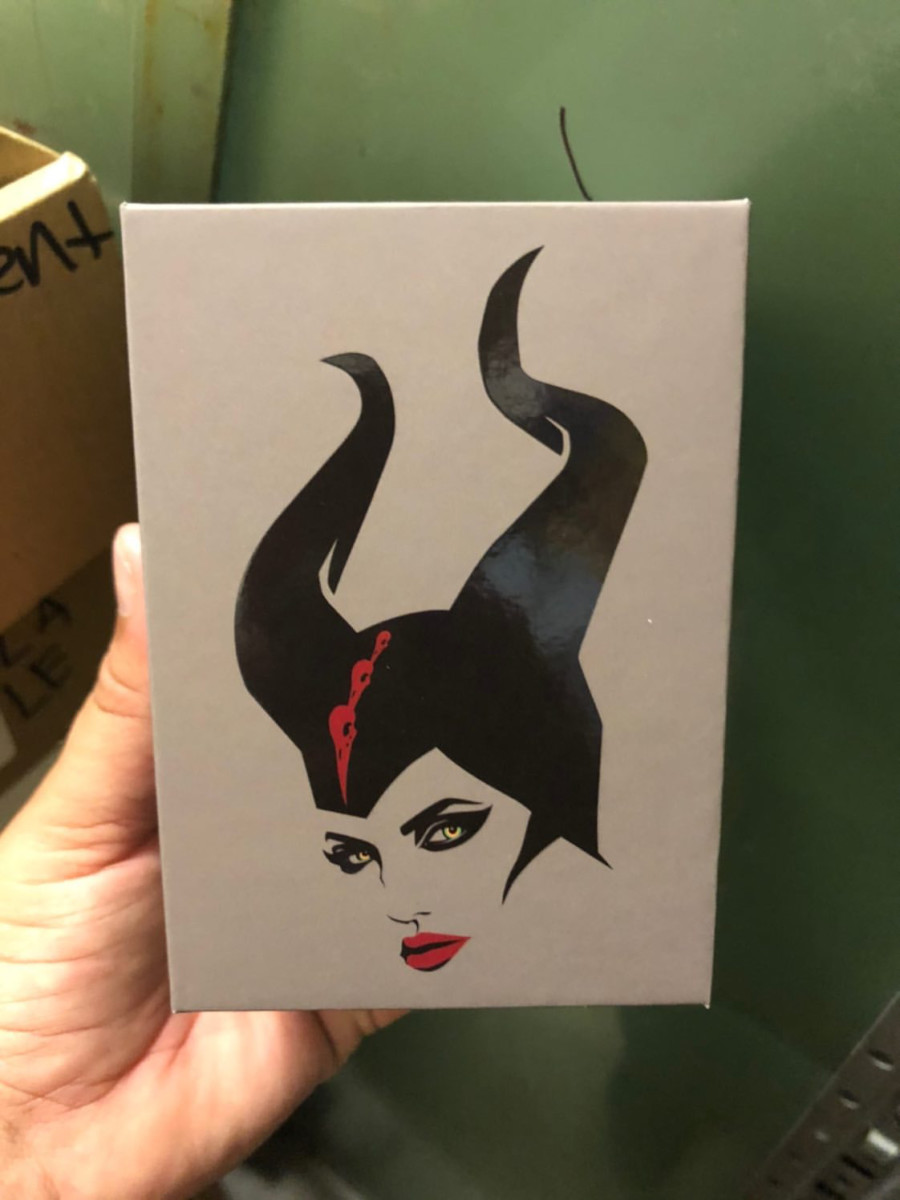 Maleficent Limited Edition MagicBands! 3