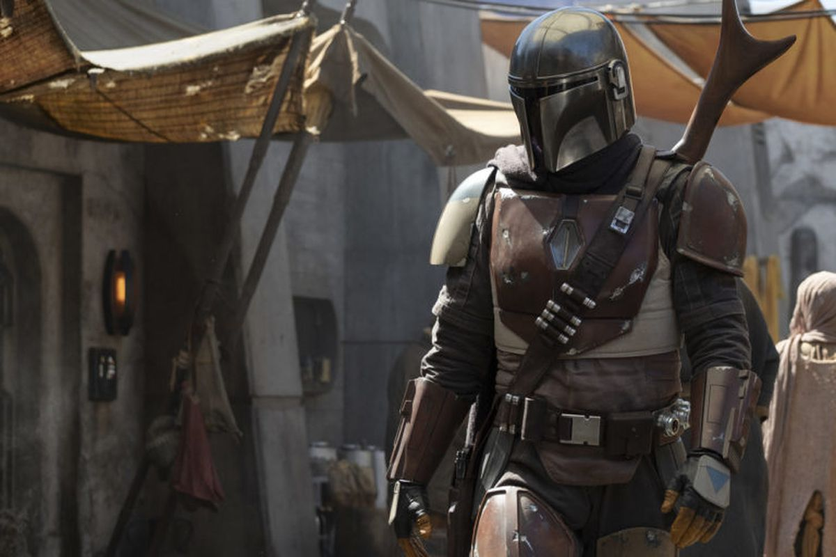 "Bob Iger ""There's Nothing Like the Mandalorian on Air"" #Disney+ 4"