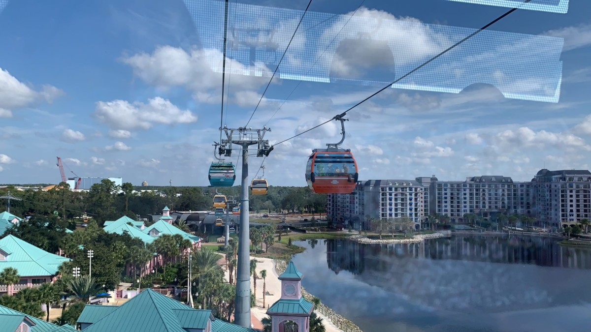 Exciting Experiences this Weekend at Walt Disney World Resort Include 'Epcot Forever,' Disney Skyliner and Midnight Merchandise Releases at Disney Springs 6