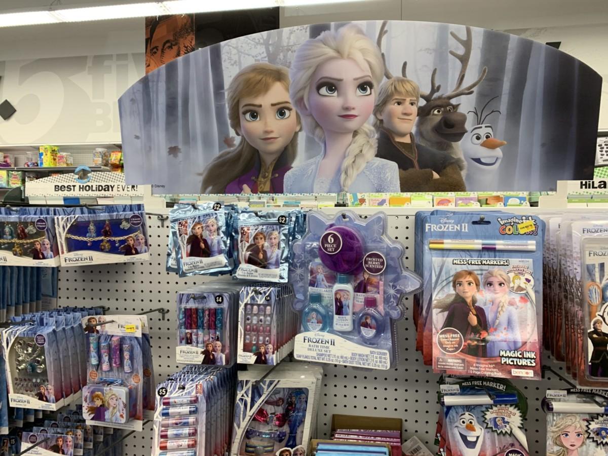 New Frozen 2 Merchandise At Five Below Frozen2