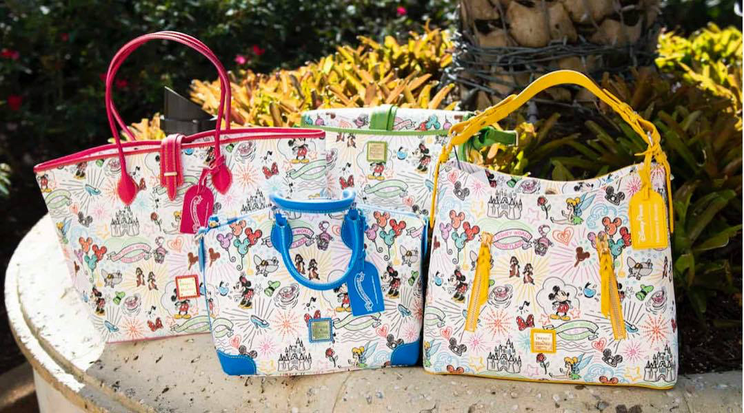 Classic Disney Dooney Prints Make a Comeback! #disneystyle 3