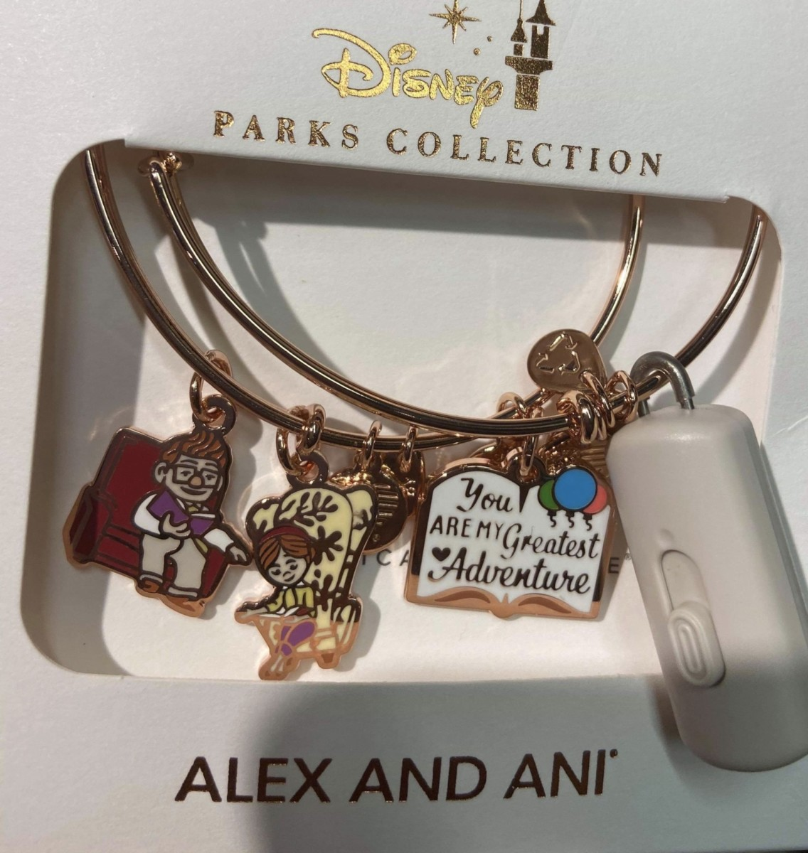 New Pixar Alex and Ani Bracelets! #disneystyle 1
