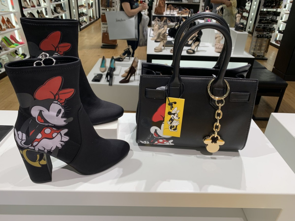 Aldo's New Mickey and Minnie Inspired Shoes and Accessories 4