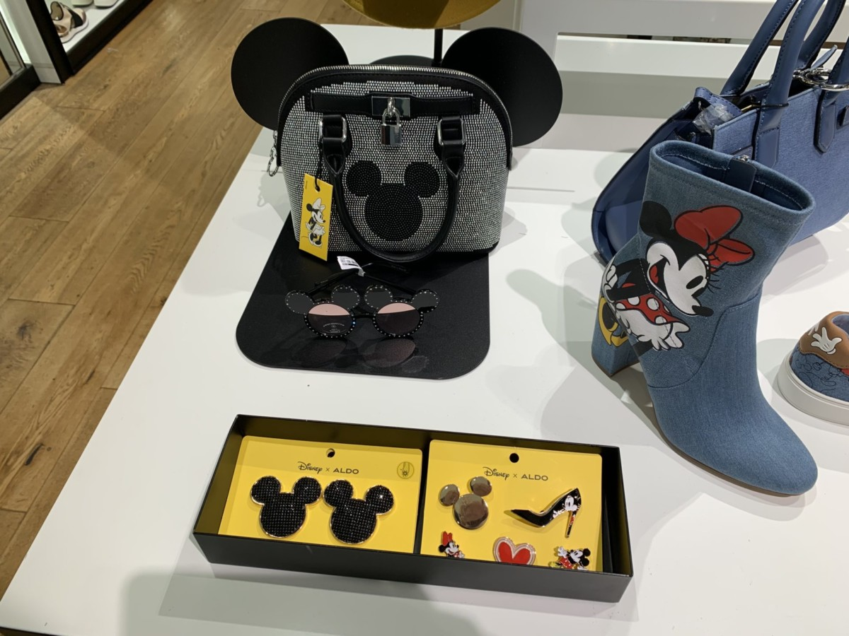 Aldo's New Mickey and Minnie Inspired Shoes and Accessories 5