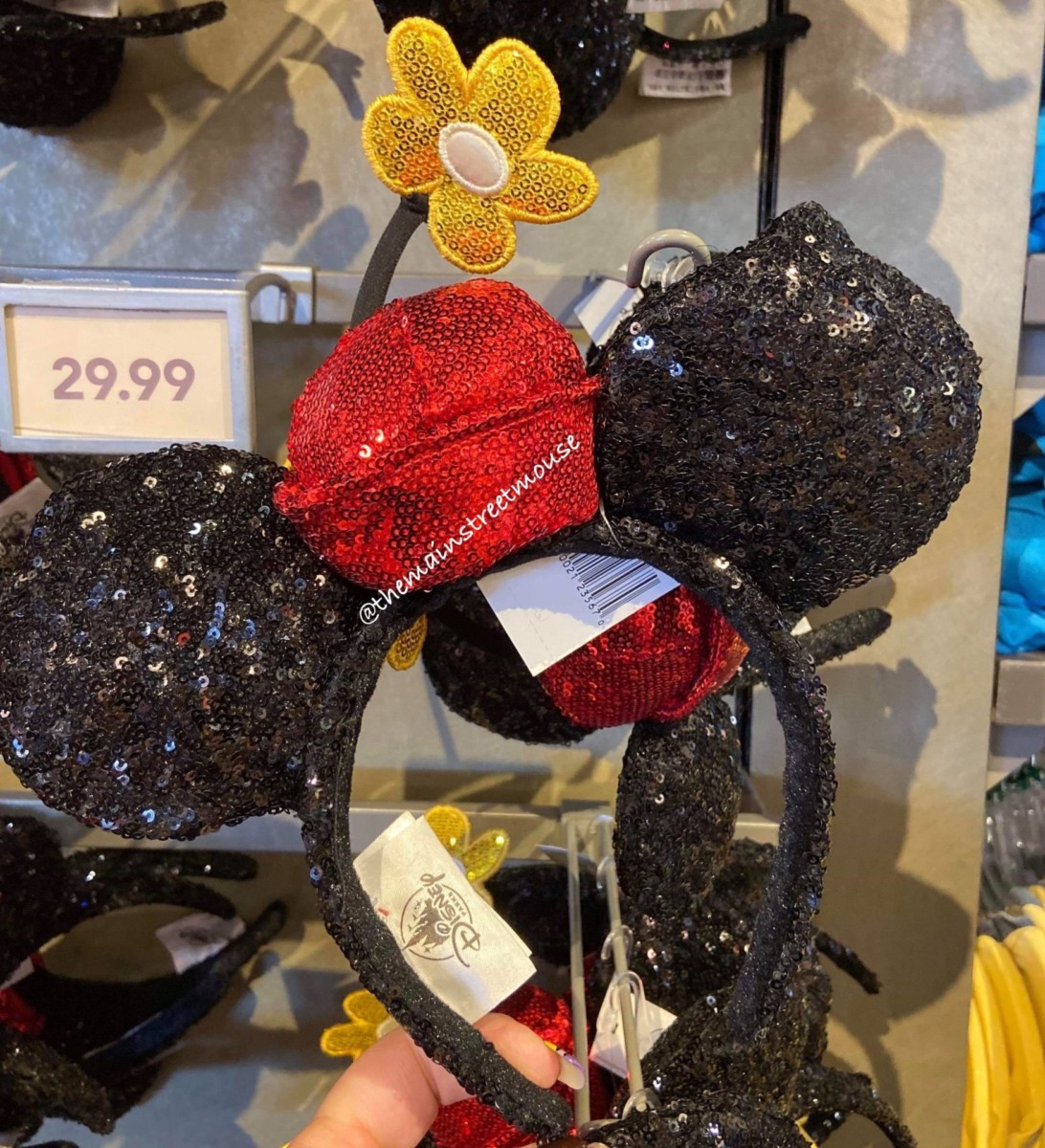New Classic Minnie Mouse Ears and More! #disneystyle 1