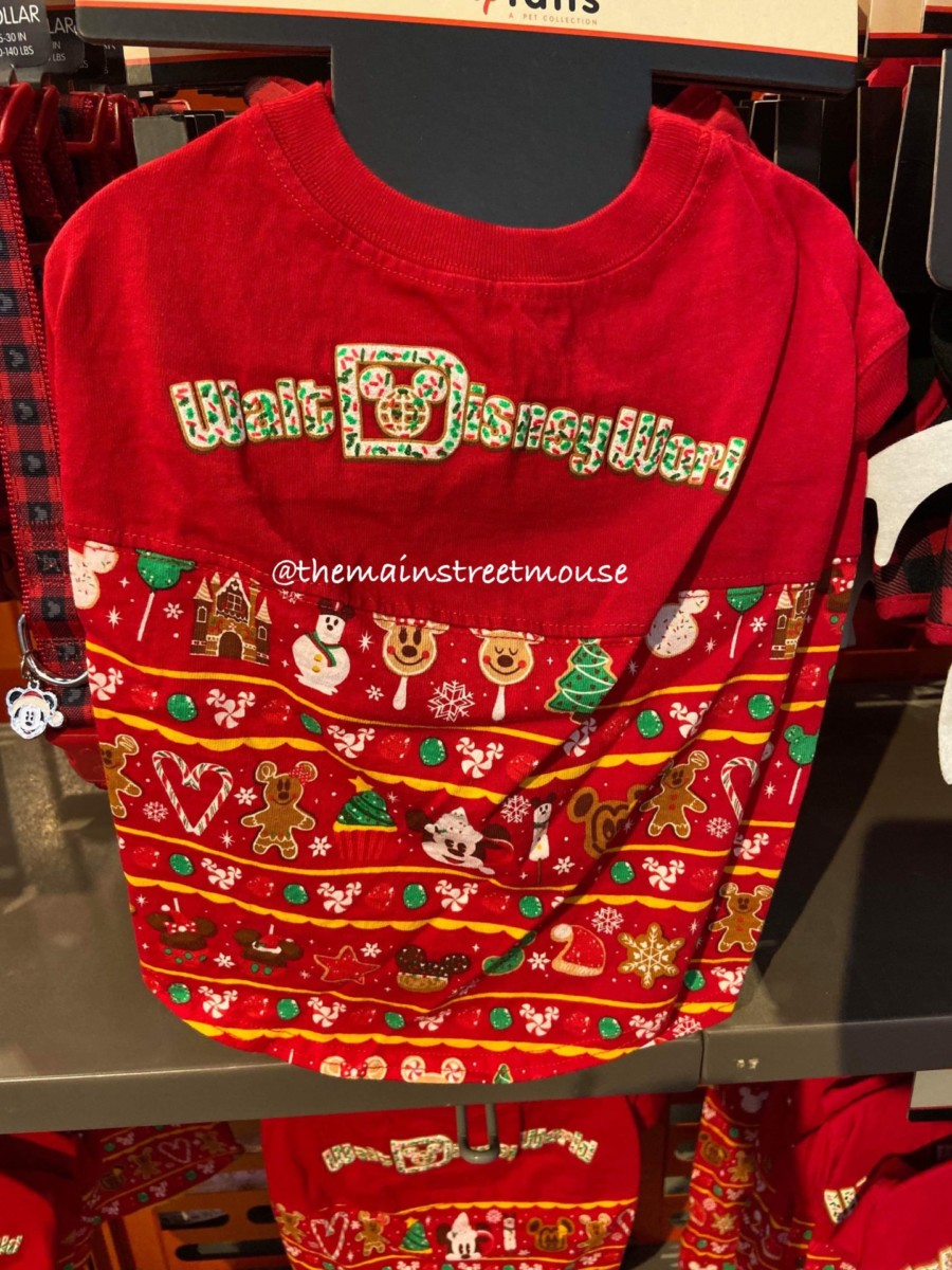 Disney Christmas Apparel for your Pets! #DisneyStyle 7