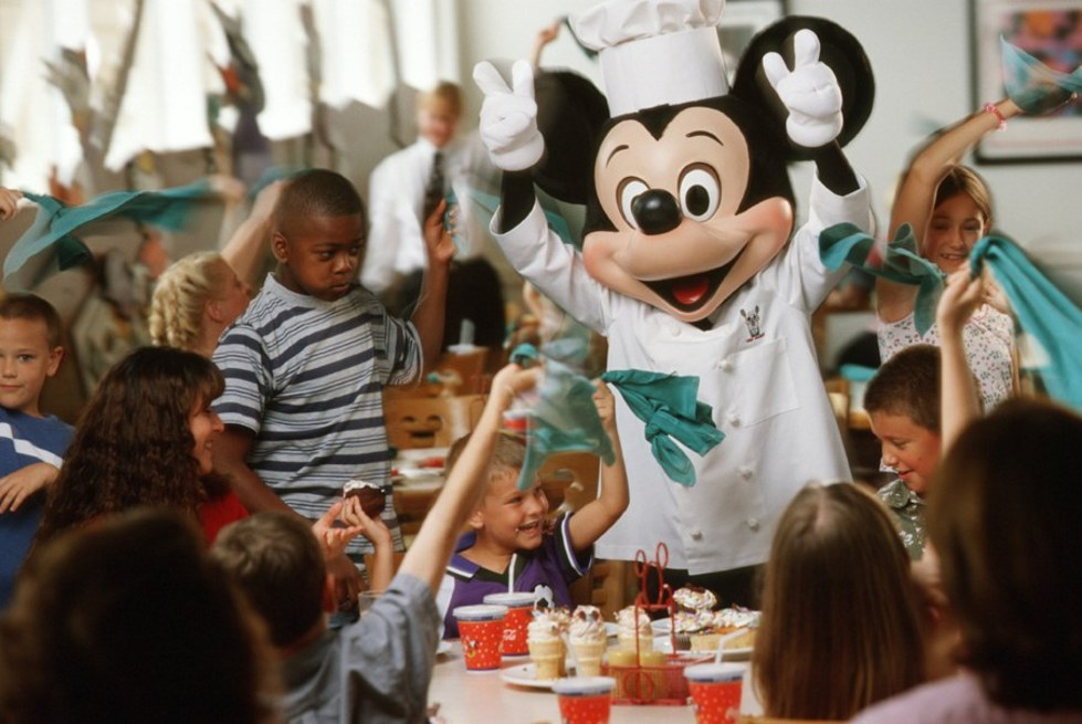 Top 10 Things To Do With Kids On Their First WDW Visit 6
