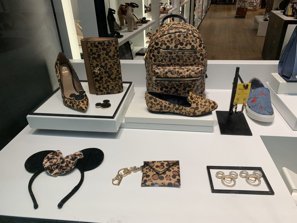 Aldo's New Mickey and Minnie Inspired Shoes and Accessories 3