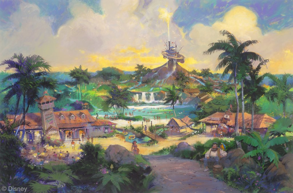 A Thrill Wind in Florida: Thirty Years of Liquid Entertainment at Typhoon Lagoon 3