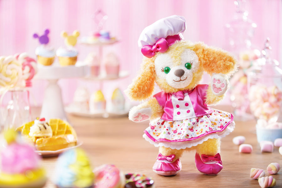 Duffy's New Friend, CookieAnn Brings Her Recipe of Friendship to Disney Parks and Resorts 1