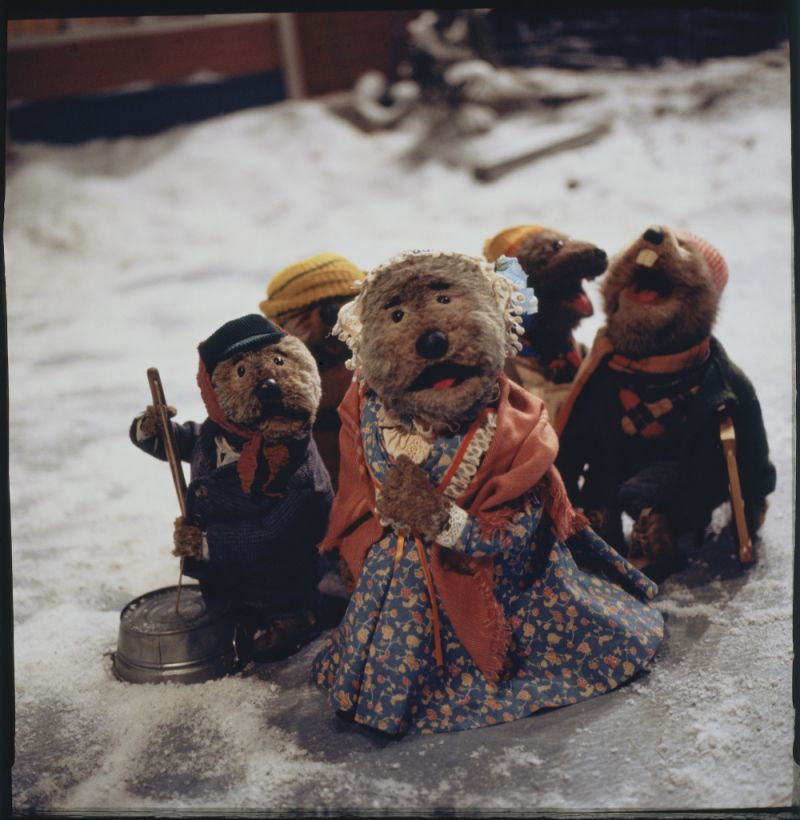 Reboot Coming of the Muppet Christmas Special Emmet Otter's Jug-Band Christmas 1