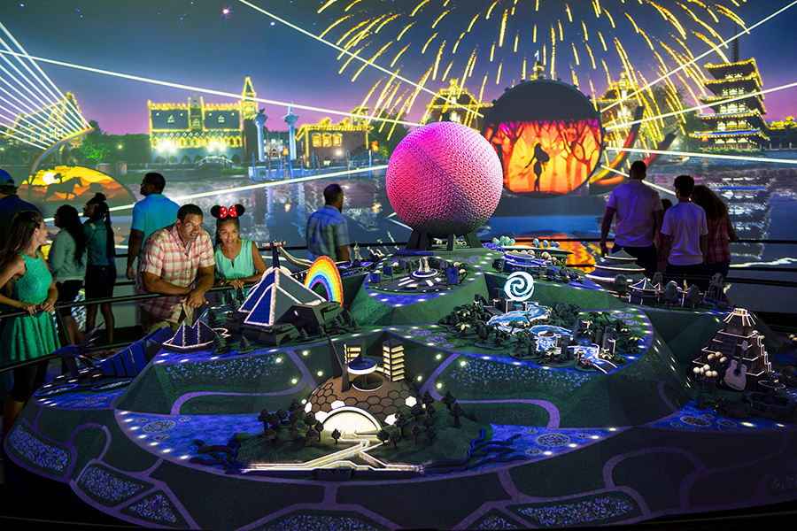 New Nighttime Spectacular 'Epcot Forever' Celebrates the Past, Present and Future of the Beloved Walt Disney World Resort Theme Park 18