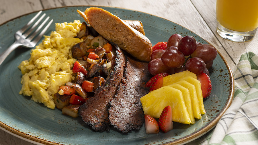 Le Fou Festin Breakfast from Be Our Guest Restaurant at Magic Kingdom Park