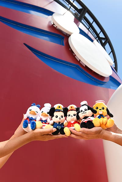 Disney Parks Wishables Now Setting Sail on Disney Cruise Line 1