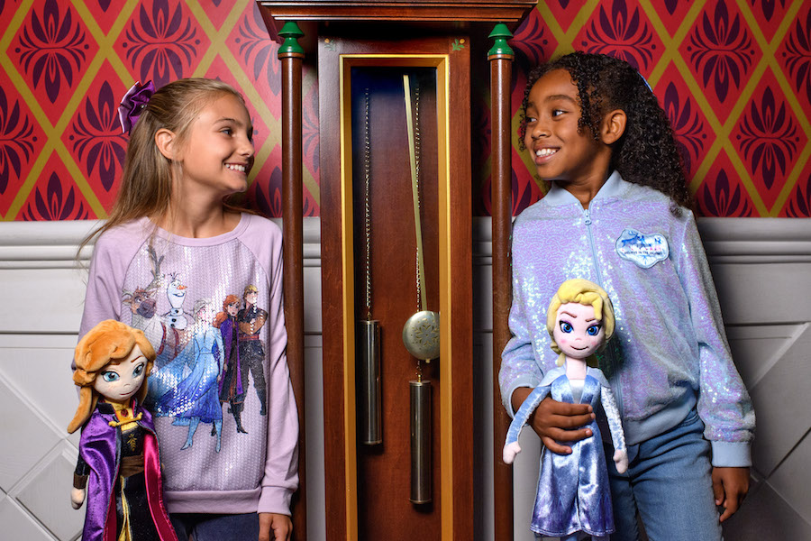 New Merchandise Inspired by Disney's 'Frozen 2' Available Now at Disney Parks & shopDisney 1
