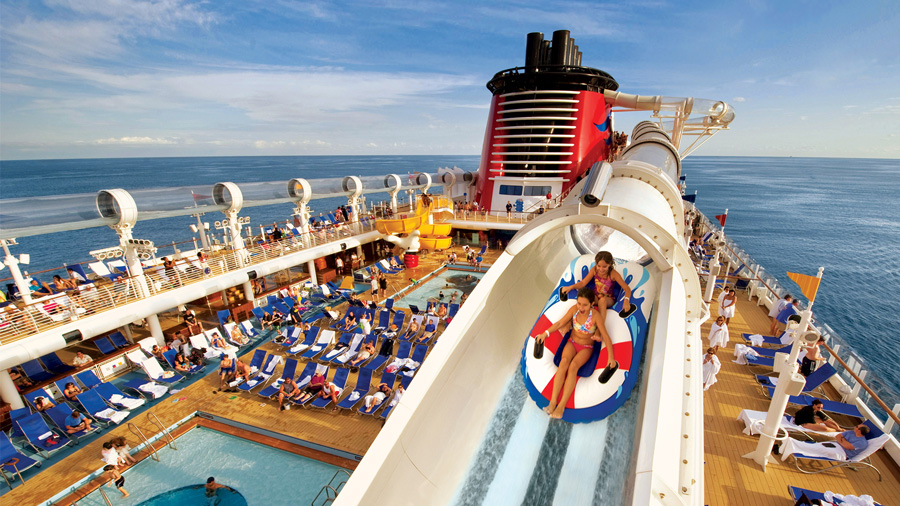 Disney Cruise Line Recognized as the #1 Cruise Line in the World for the Eighth Consecutive Year 1