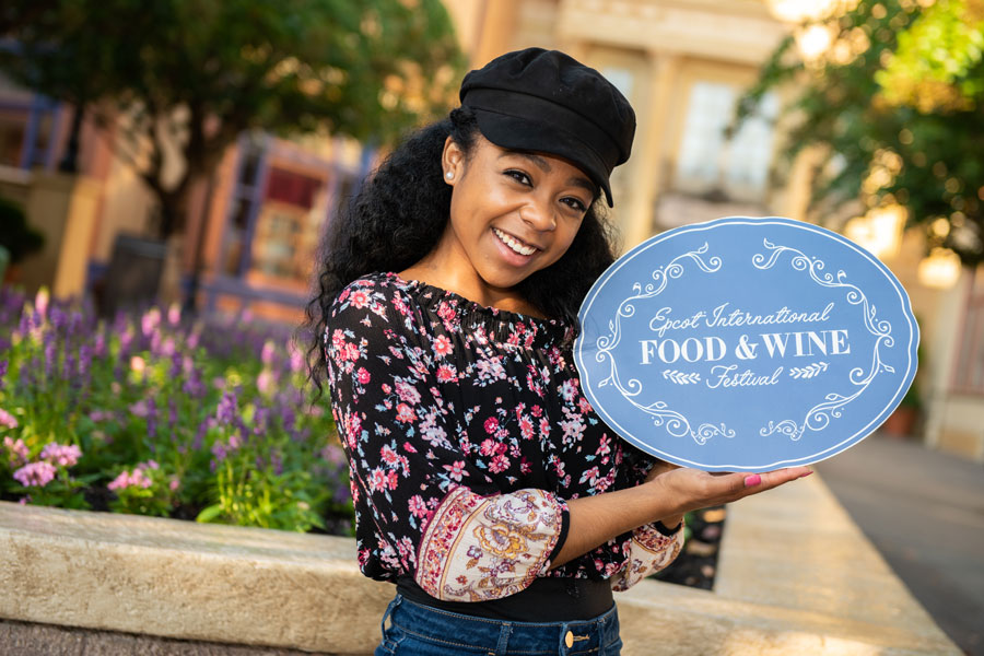 """Say """"Cheese!"""" Photo Opportunities During the Epcot International Food & Wine Festival 6"""