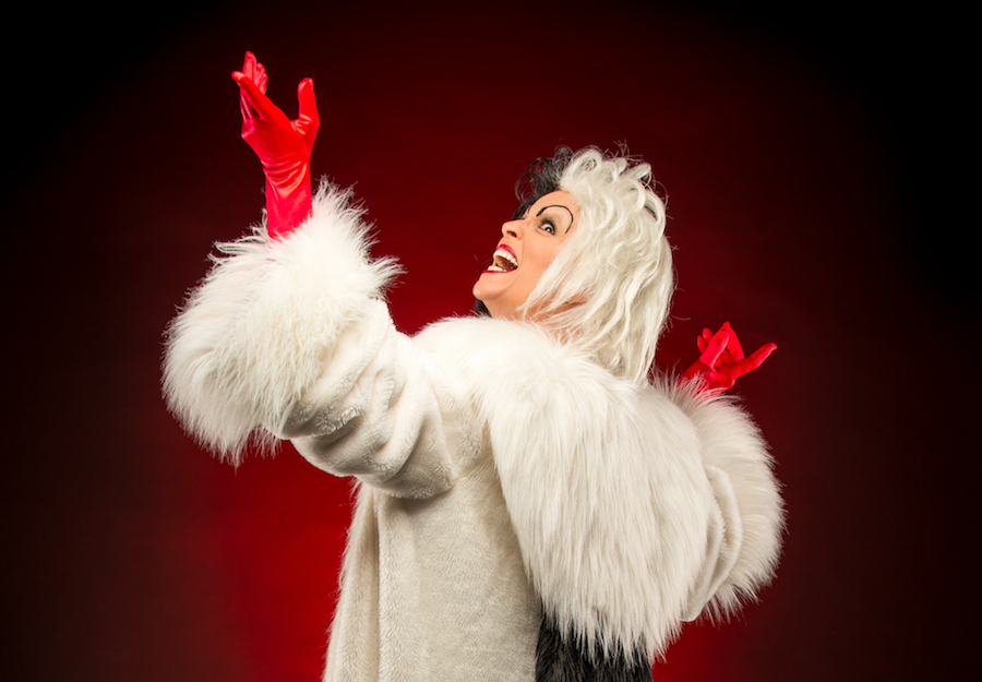 Enjoy a Sinister Soiree with Cruella's Halloween Hide-A-Way Party at Magic Kingdom Park 7