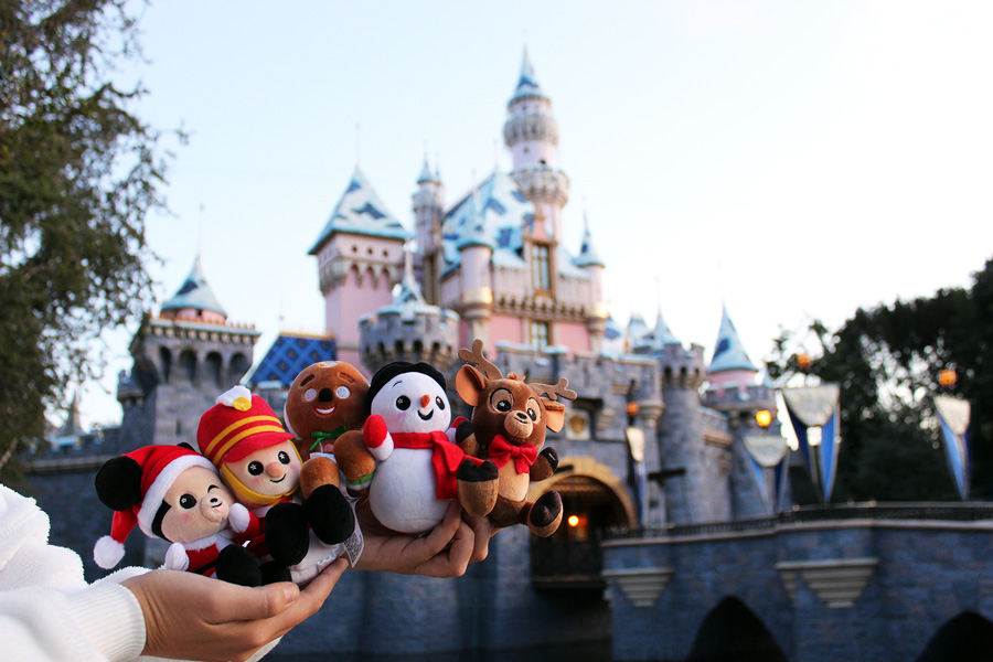 Celebrate the Start of the Holiday Season at Disney Parks with the Newest Disney Parks Wishables Collection 4
