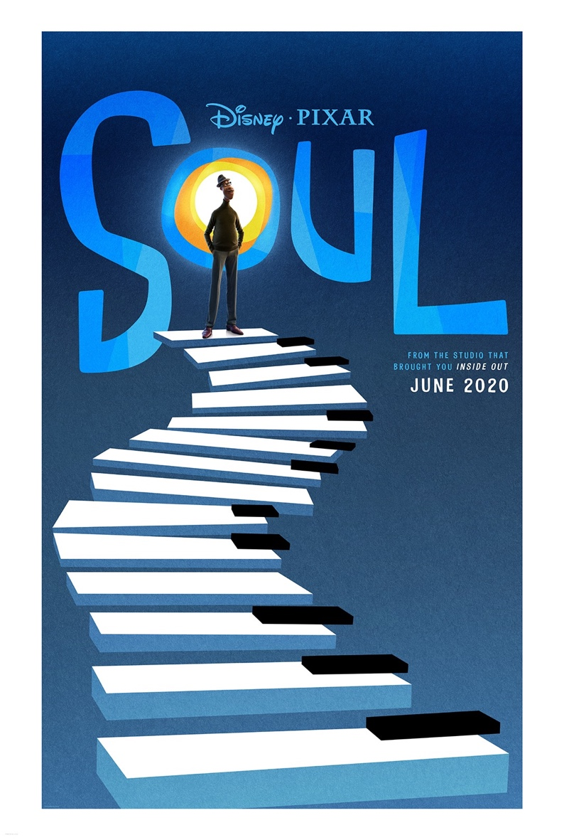 "Disney and Pixar's All-New Feature Film ""Soul"" – Teaser Trailer & Poster 2"