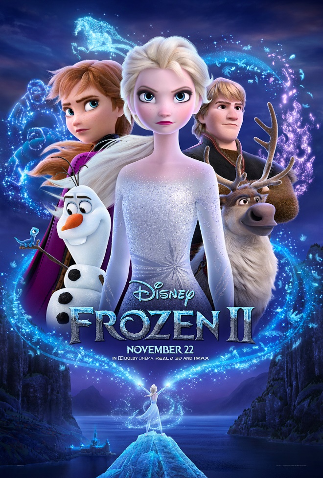 My Spoiler Free Review of Disney's Frozen 2! 1