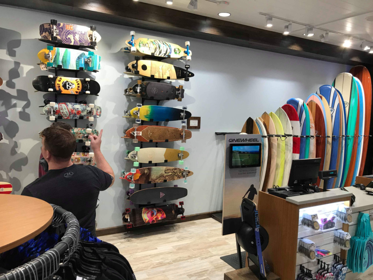 Photos of the New Ron Jon Surf Shop at Disney Springs 7