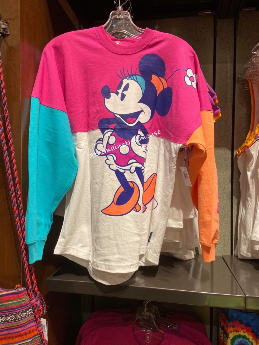 Colorful New Mickey and Minnie Spirit Jerseys! #disneystyle 2