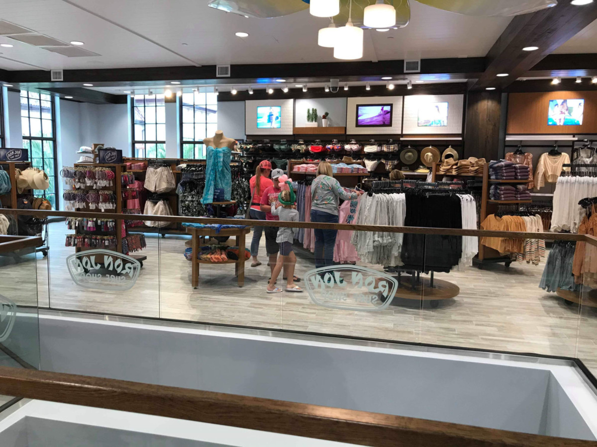 Photos of the New Ron Jon Surf Shop at Disney Springs 5
