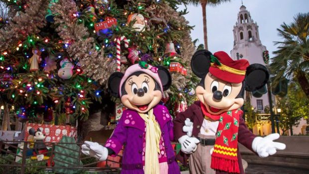 Dashing Through the Fun: Holiday Attractions at Disneyland Resort 2