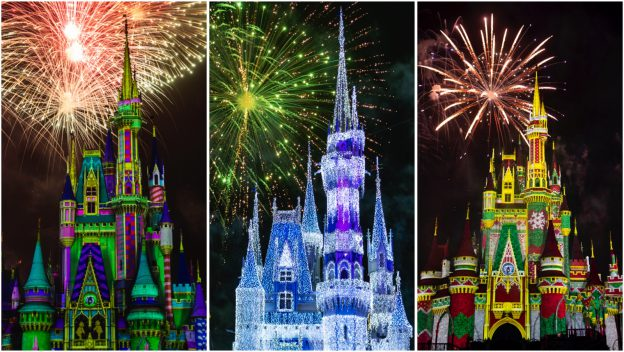 Putting a Bow on 'Minnie's Wonderful Christmastime Fireworks' for Magic Kingdom Park 25